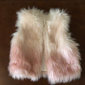 Other - Beautiful fur vest